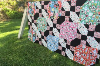 Alice's Crossroads Quilt Pattern