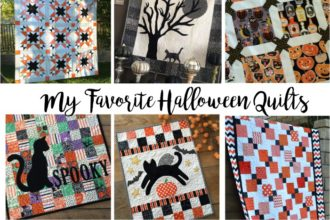 My Favorite Halloween Sewing Projects