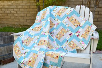 Windy Girls Quilt Tutorial- Wistful Winds Blog Tour