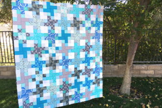 Moonlight Path Quilt Tutorial