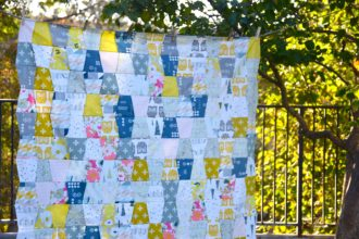 Heartland Fabric Blog Tour and Quilt Tutorial