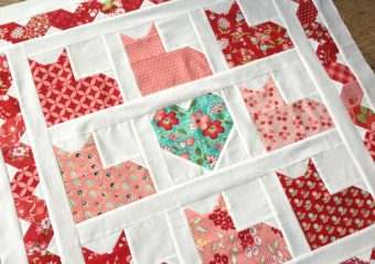 Kitty Love Quilt Pattern is Here!!