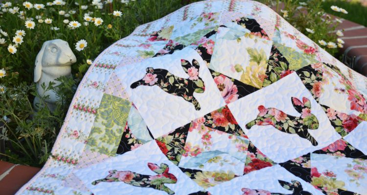 Bunny Hop Quilt Pattern {Free}