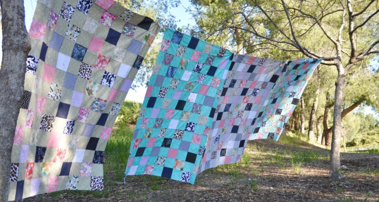 A Tribute to My Nana and Memory Quilts in Her Rememberance