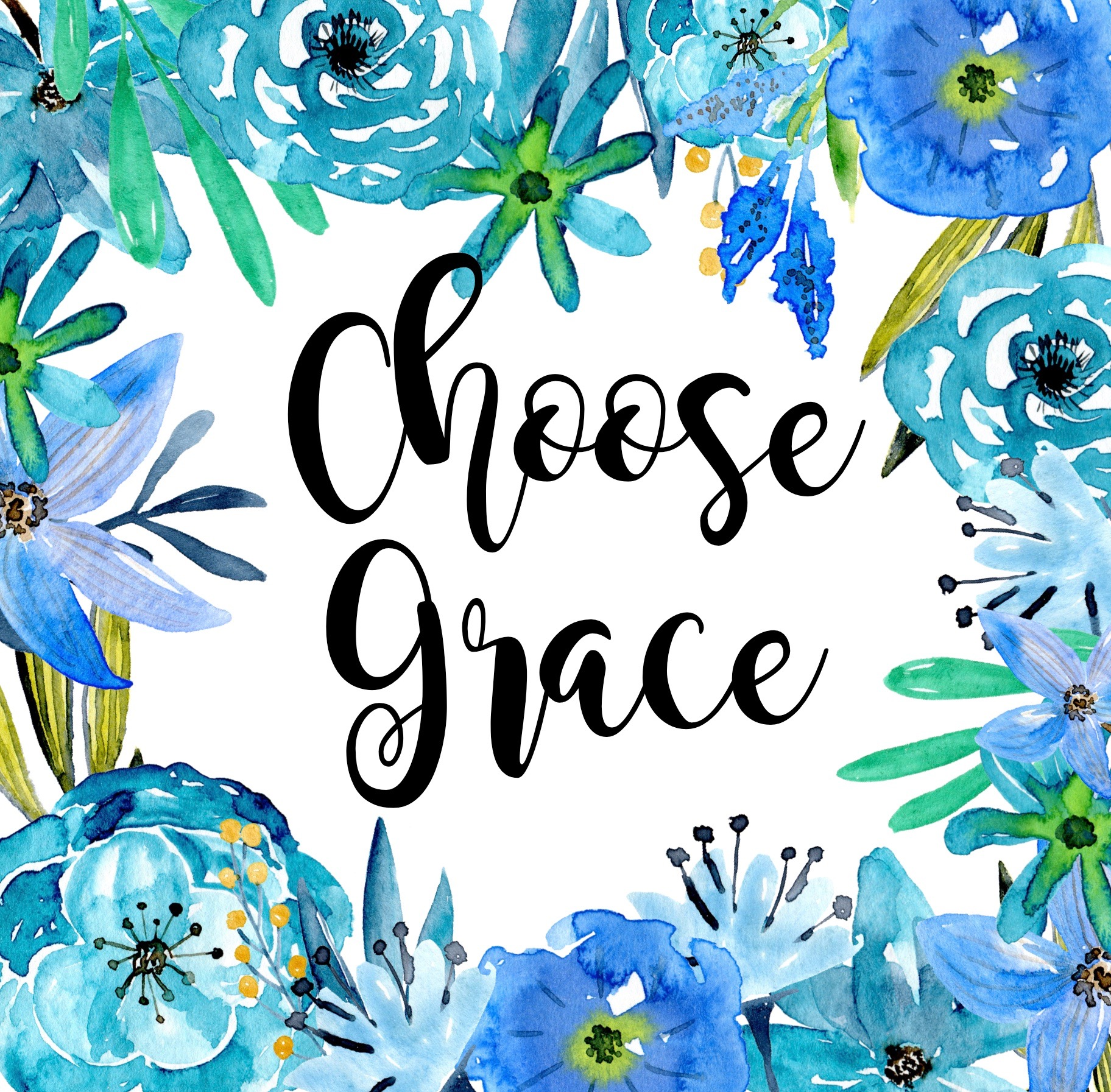 choose grace