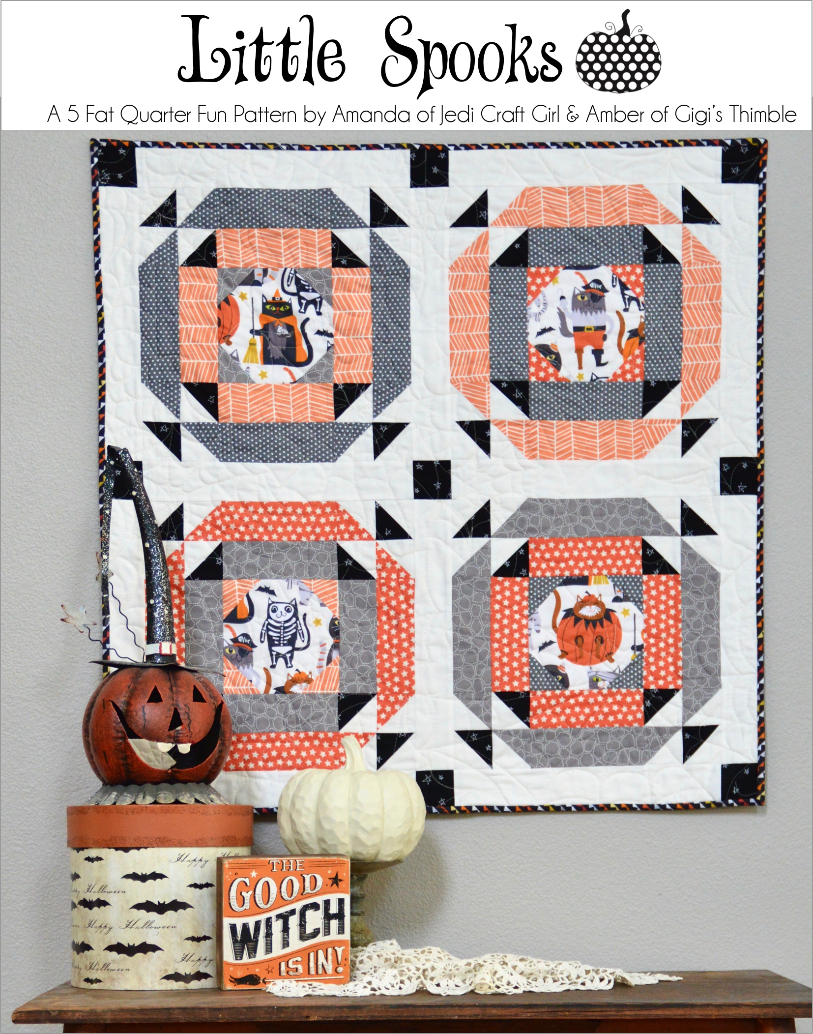 little spooks quilt