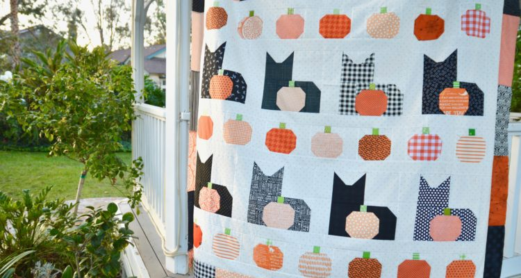 I Love Cats {Quilt Pattern}