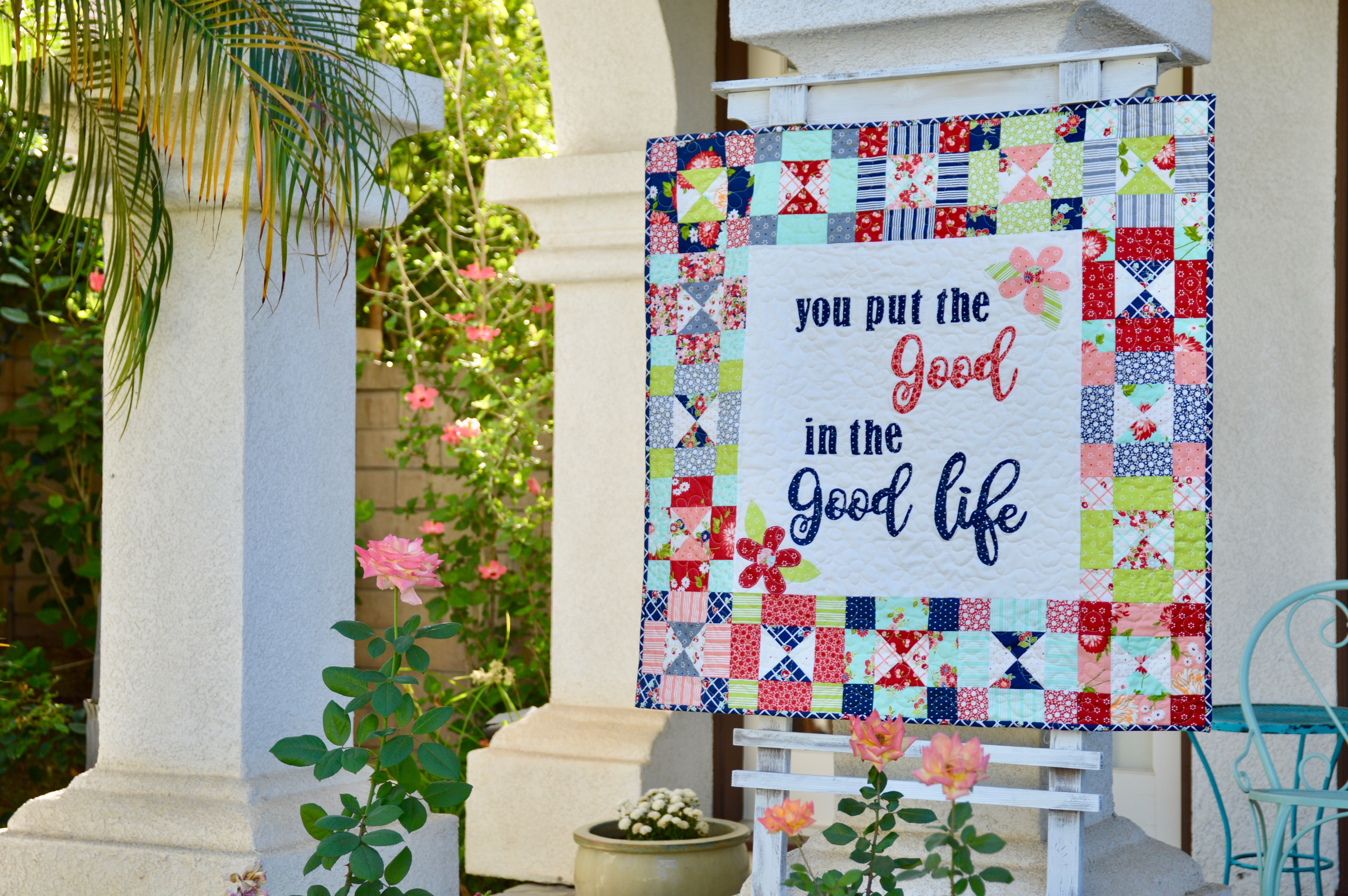 the good life quilt 2