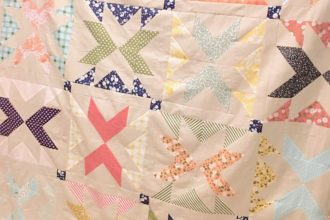 The Cake Mix Quilt Book {Marzipan Quilt}