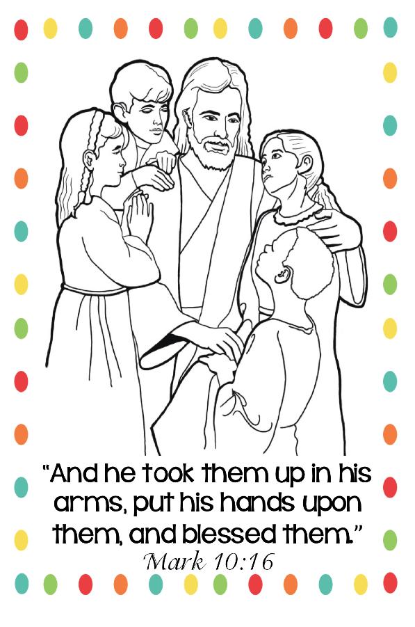 Jesus Loves Me - Day #1