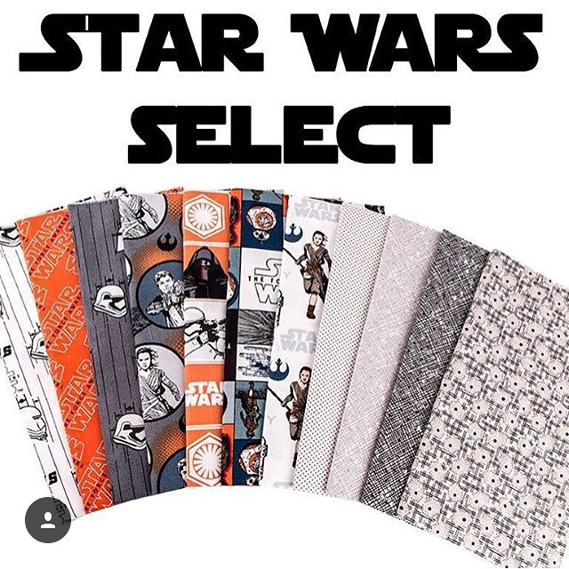 May the 4th Be With You {Star Wars Quilt Pattern}