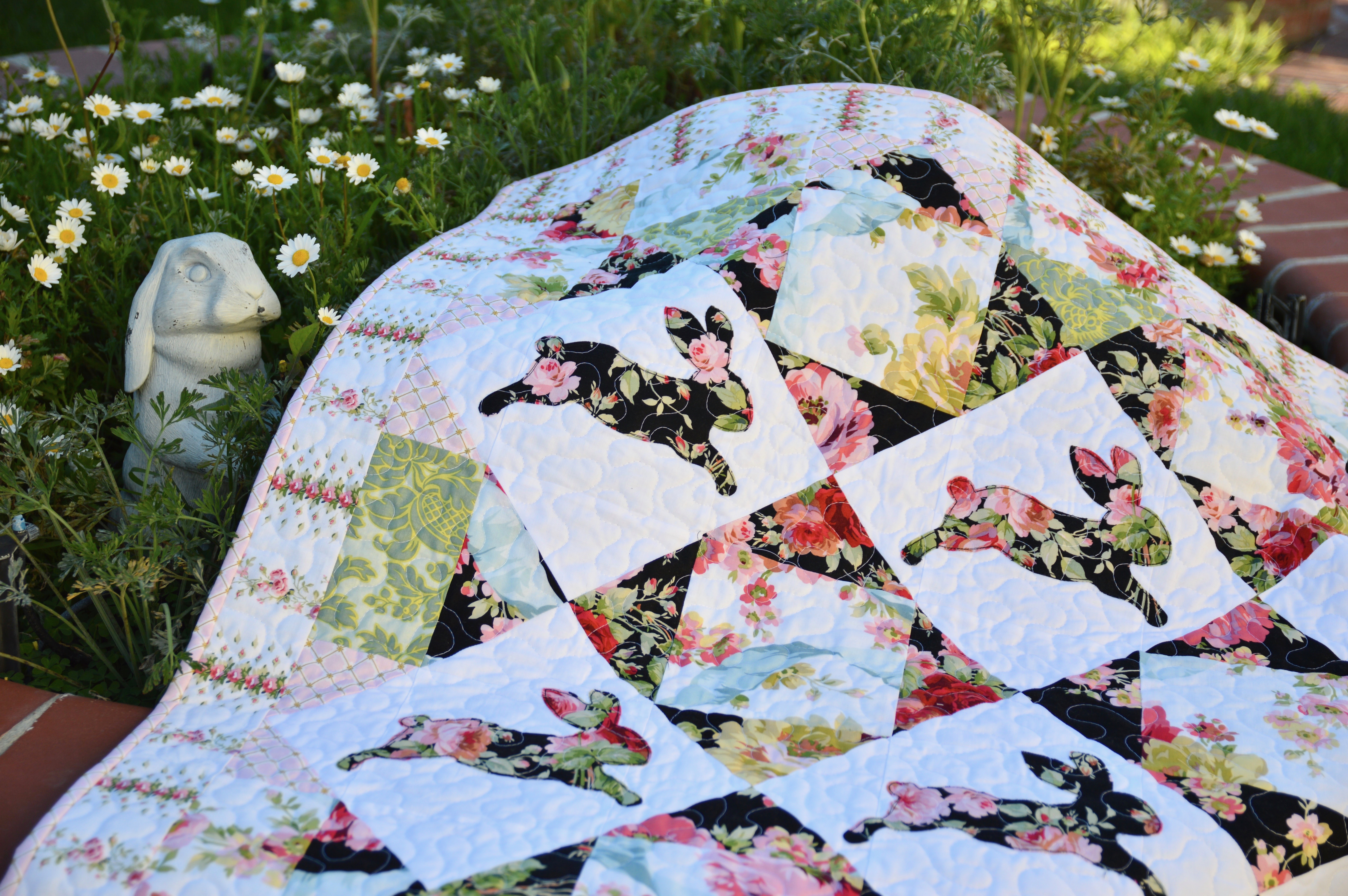 Bunny Hop Quilt Pattern Free
